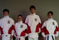 Trzy medale dla zawodników Klubu Karate Inochi Gniezno