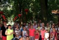 Mieszkańcy Gminy Witkowo z wizytą w Warszawie