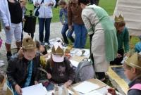 Dzielni wojownicy i piękne Słowianki, czyli Koronacja Królewska 2011