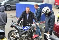 Motocykle w szkole, motoparalotnie na niebie, czyli Święto Patrona w ZSP 2