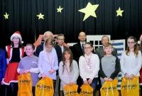 XXI Powiatowa Gwiazdka dla Dzieci i Młodzieży Niepełnosprawnej