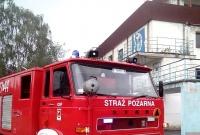 Pożar Hotelu Mieszko w Gnieźnie