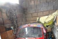 Duży pożar garażu! W środku znajdowała się butla z acetylenem
