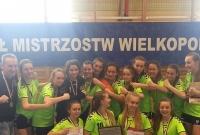 Piłkarki ręczne z Gimnazjum nr 3 Mistrzyniami Wielkopolski!