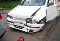 Zderzenie dwóch aut w Witkowie