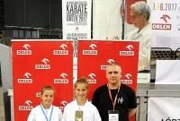 XVII Ogólnopolski Puchar Dzieci w Karate Tradycyjnym zdominowany przez zawodniczki z AKT SAMURAJ Gniezno!