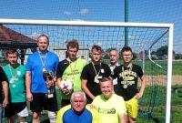 Marysin wygrał ligę szóstek piłkarskich i zdobył Puchar Wójta Gminy Niechanowo