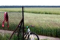 Potrącenie rowerzysty w Dębłowie