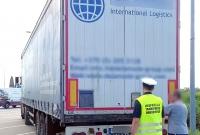 Zagraniczne ciężarówki bez zezwoleń