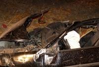 Tragiczny wypadek w Wydartowie! Opel uderzył w przyczepę rolniczą