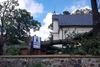 Duże zniszczenia na terenie Kędzierzyna. Kościół cudem ocalony