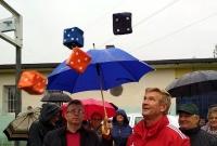 Integracja na sportowo gnieźnieńskich społeczników