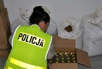 Nielegalny spirytus i tytoń nie trafią na rynek