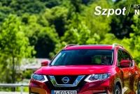 Nissan X-Trail: promocyjna oferta zakupu sprawdzonego partnera rodzinnych wypraw w salonie Nissan Szpot