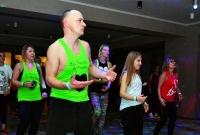 Tańczyli Zumbę dla Dawida