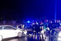 Wypadek na Trasie Zjazdu Gnieźnieńskiego! Auto jechało pod prąd?