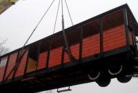 Kolejny wagon wraca do taboru GKW