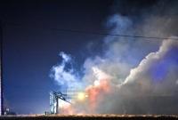 Wybuch gazociągu w Murowanej Goślinie! Do akcji wysłano zastępy PSP Gniezno