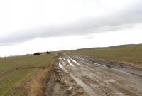 Mieszkańcy wsi Skiereszewo toną w błocie