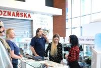 Galeria Piastova otwarta! Klienci