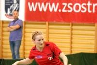 Kolejne udane mecze TTS Trzemeszno w II lidze tenisa stołowego kobiet