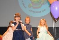 Śpiewająca rywalizacja przedszkolaków
