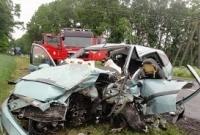 Poważny wypadek w Żelazkowie! 3 osoby w szpitalu