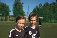 II turniej szóstek piłkarskich wygrało Jelitowo