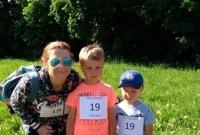 Rodzinne popołudnie na sportowo