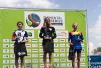 Agata Zachwieja z Diamentu Gniezno z brązowym medalem Pucharu Polski w triathlonie