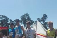 Cztery medale Mistrzostw Województwa dla I LO w Gnieźnie