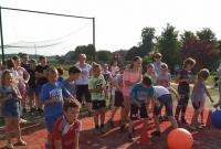Integracja mieszkańców połączona z imprezami dla dzieci
