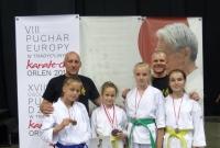 Trzemeszno w Pucharze Polski w Karate Tradycyjnym