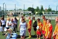 Szkoły Specjalne zmierzyły się na boisku