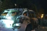 Pożar samochodu w Witkowie! Auto reklamowe stanęło w ogniu, chociaż nie miało silnika