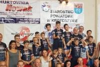 12 medali dla zapaśników Husarza Gniezno