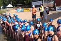 Dobry start Diamentu Gniezno podczas Triathlonu Lwa