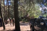 Mundurowi kontrolują miejsca letniego wypoczynku