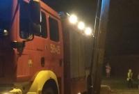 Pożar stogu w Charbinie! W akcji 9 zastępów Straży Pożarnej