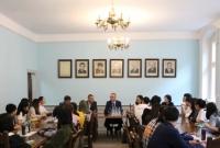 Studenci z Chin poznają historię i kulturę Polski