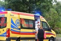 Zderzenie trzech samochodów na ul. Dalkoskiej