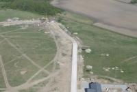 Strefa Łubowo z lotu ptaka