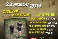 Bieg Tylko dla Orłów w Gnieźnie - Edycja II