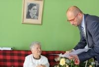 Dwieście lat dla pani Bolesławy Karpińskiej