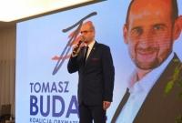 Tomasz Budasz zaprezentował swoją drużynę!