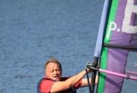 Windsurfing na Wenecji
