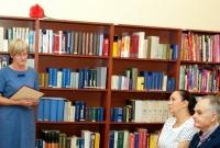Narodowe Czytanie w bibliotece