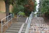 Wyremontowano schody przy ul. Strumykowej