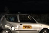 Kolizja dwóch aut w Bystrzycy
