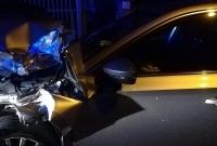 Pijany mężczyzna staranował dwa auta i naruszył nietykalność cielesną policjanta